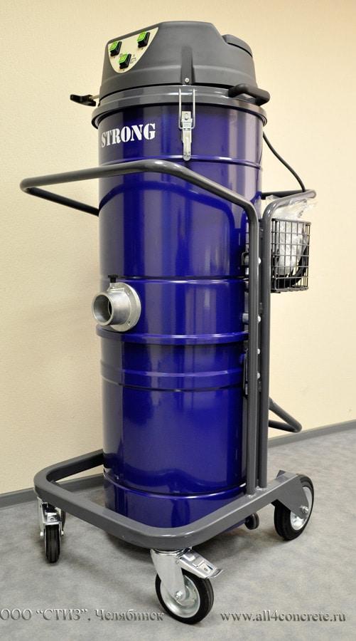 Промышленные пылесосы для уборки производственных помещений