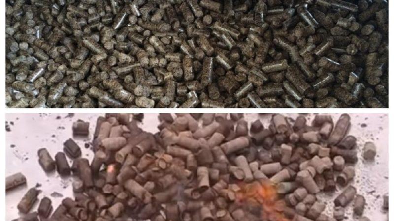 Создание гранулятора пеллет из опилок — пошаговая инструкция