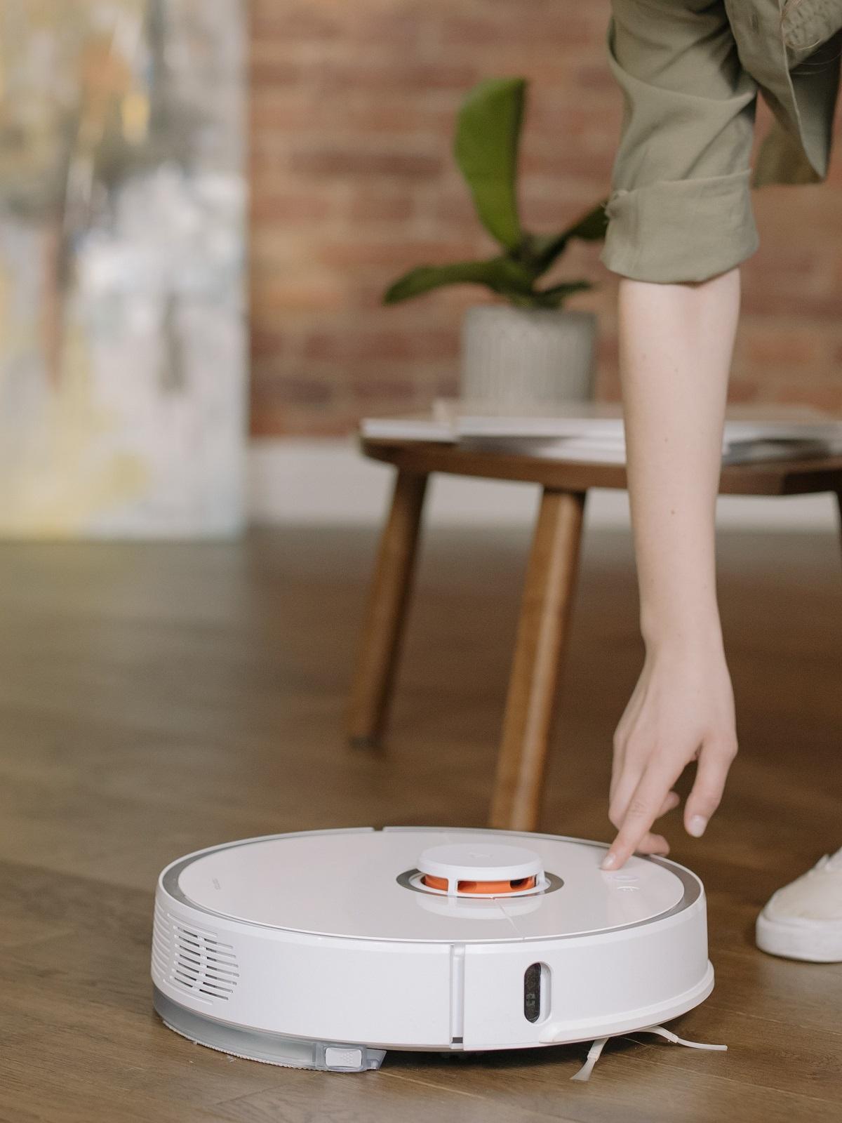 Описание робота пылесоса — как он работает