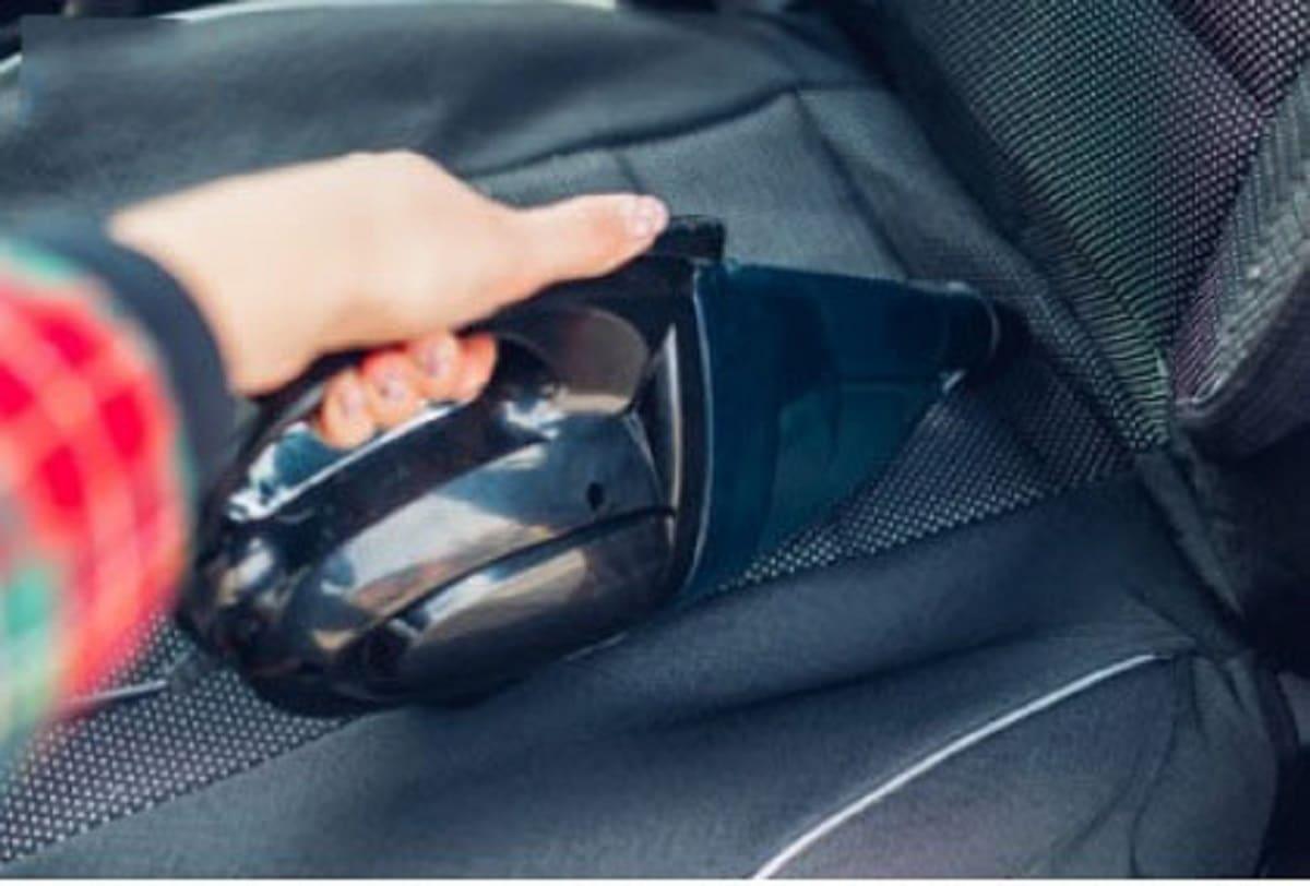 Автономный пылесос для авто