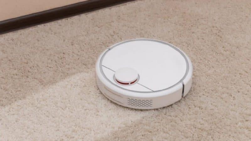 Робот-пылесос для ковров