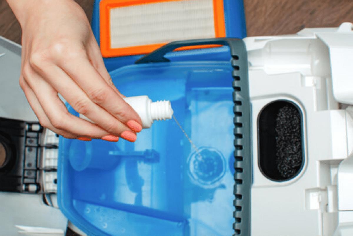Выбор пеногасителя для моющего пылесоса — подходящие аналоги
