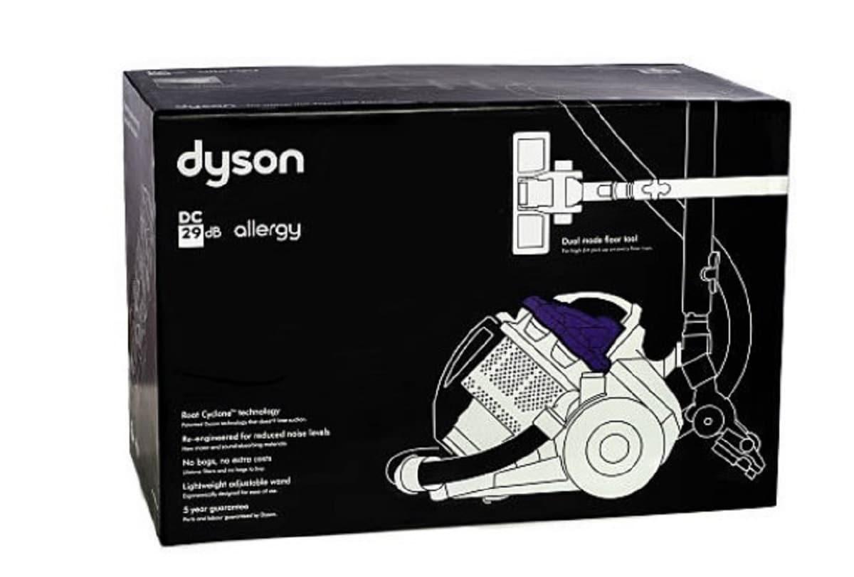 Разбор пылесосов марки Дайсон для чистки
