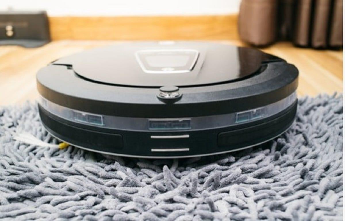 Робот-пылесос для чистки ковров