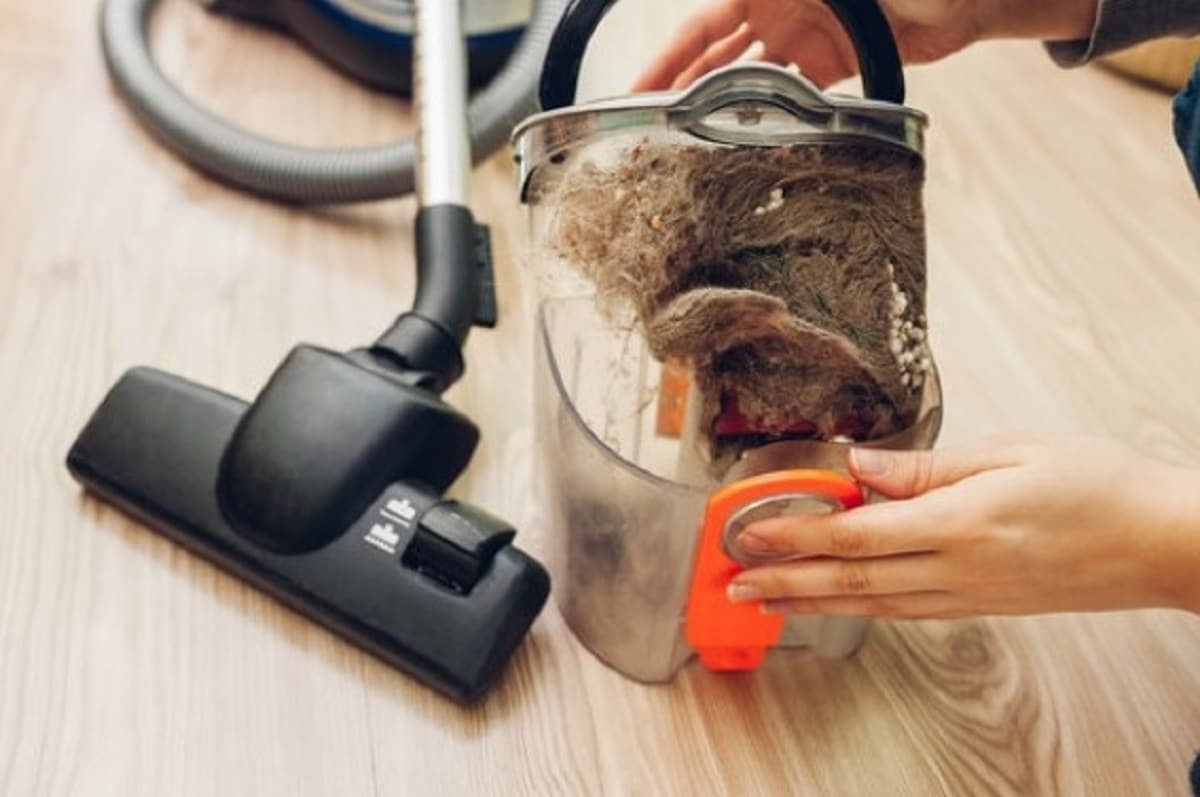 Контейнер для пыли